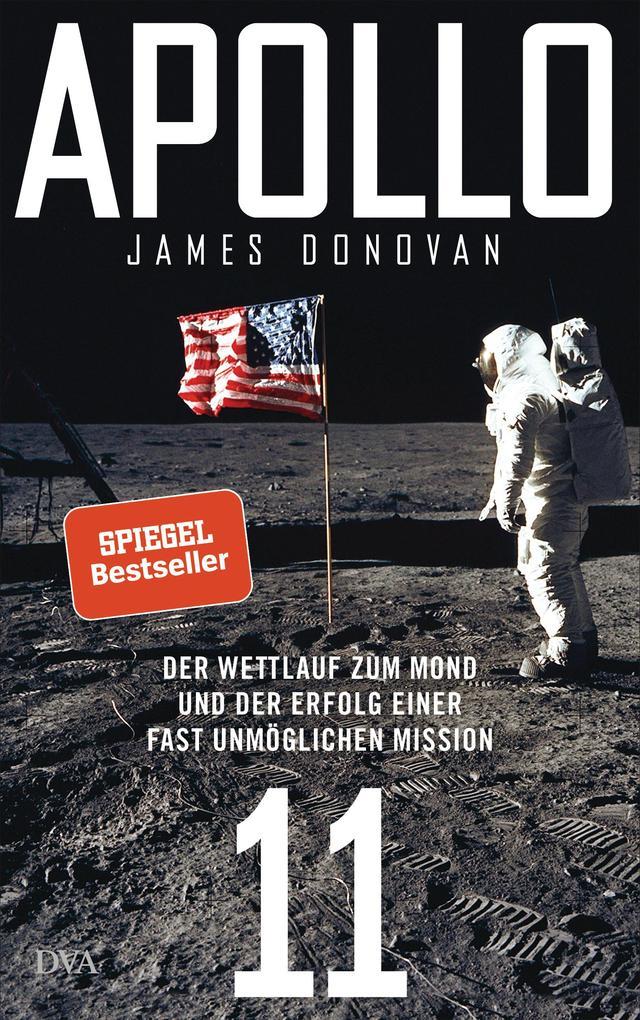 Apollo 11 als Buch