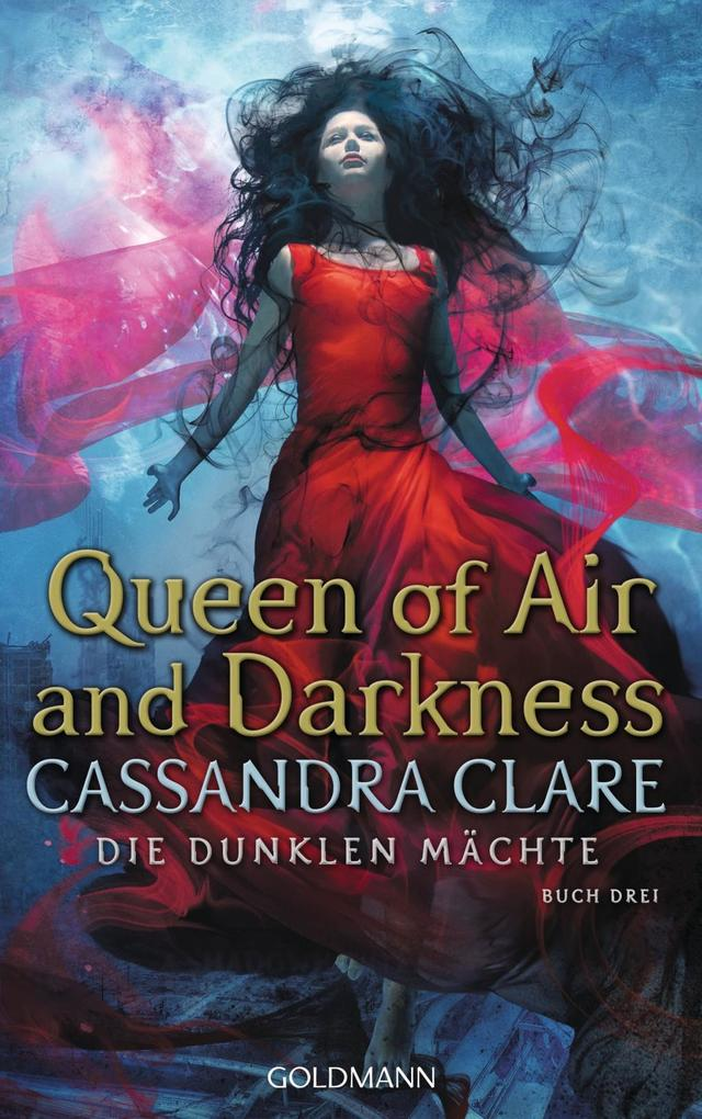 Queen of Air and Darkness als Buch