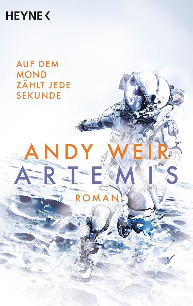 Artemis als Taschenbuch