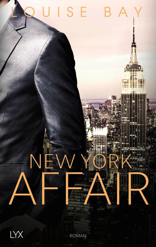New York Affair als Buch