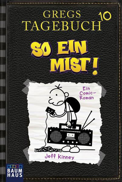 Gregs Tagebuch 10 - So ein Mist! als Taschenbuch