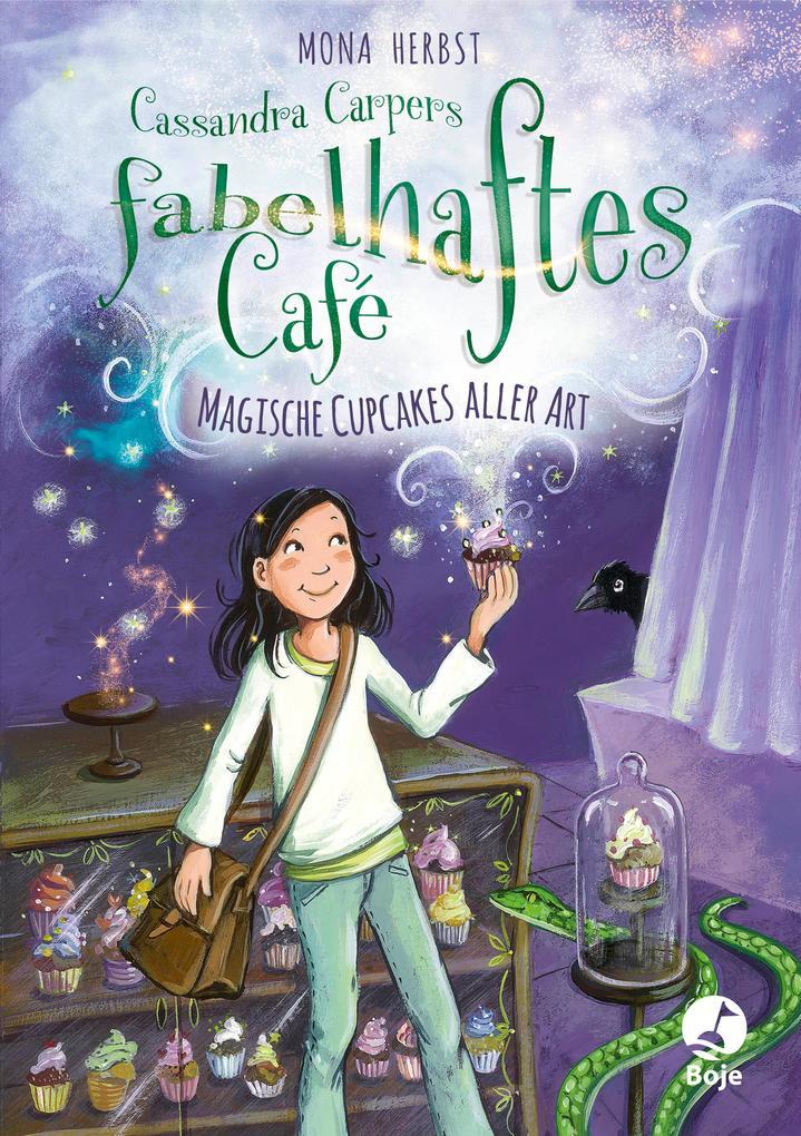 Cassandra Carpers fabelhaftes Café als Buch (gebunden)