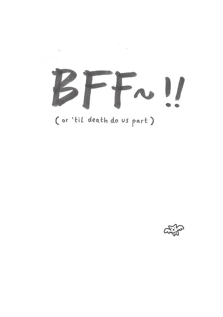 BFF~!! (or 'til death do us part). Luna Darko 05 als Buch
