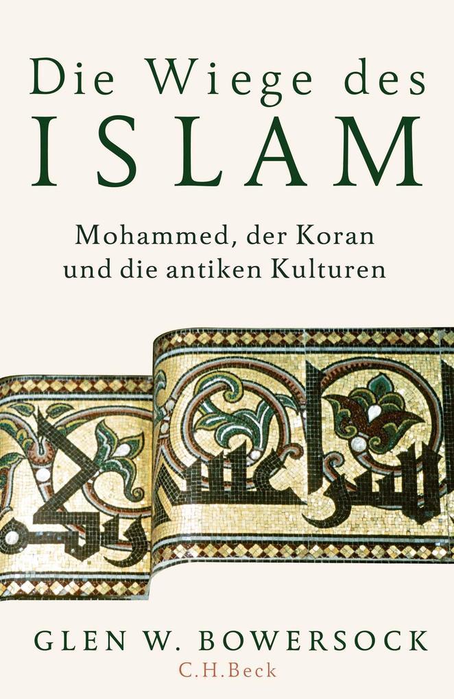 Die Wiege des Islam als Buch