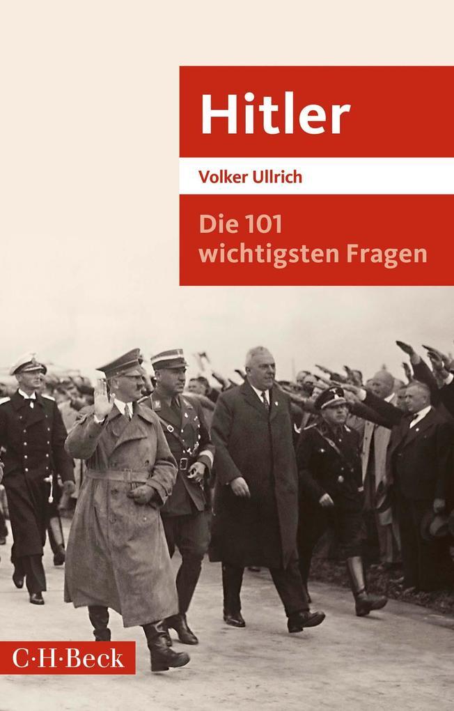 Die 101 wichtigsten Fragen: Hitler als Taschenbuch