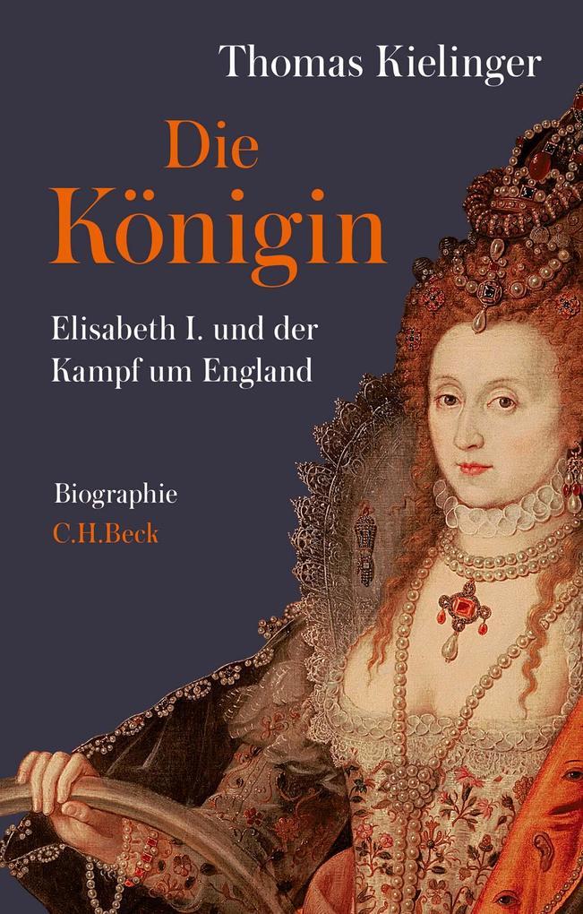 Die Königin als Buch