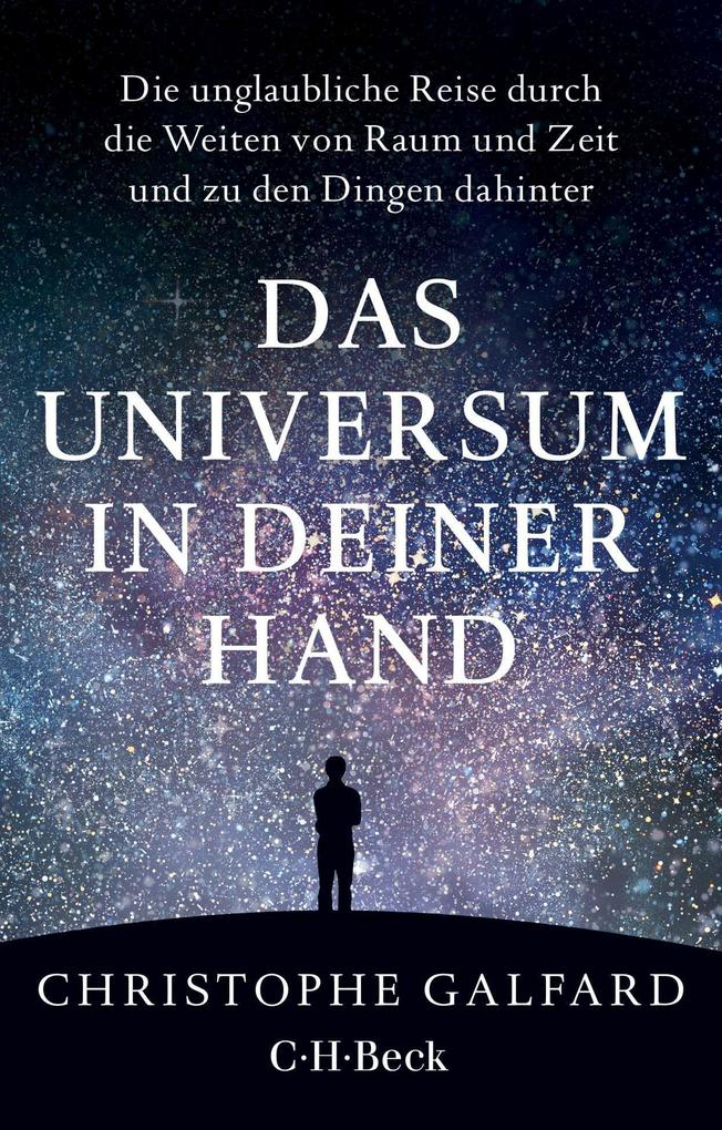 Das Universum in deiner Hand als Taschenbuch