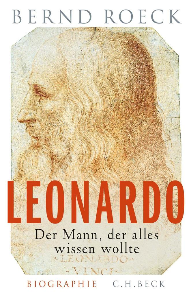 Leonardo als Buch