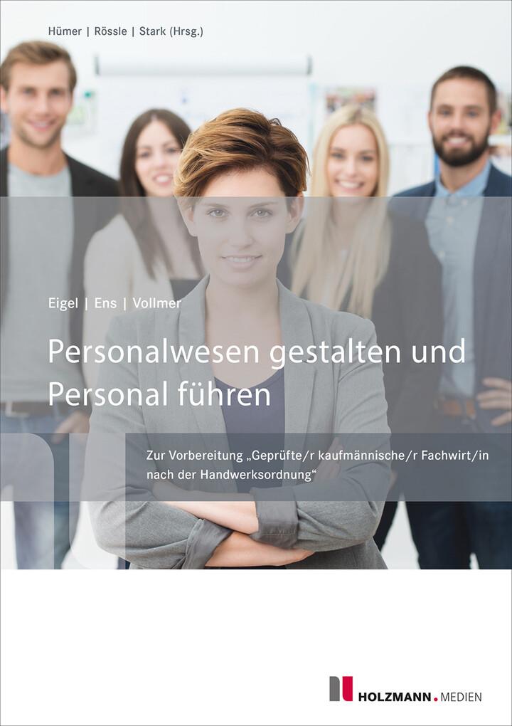 Personalwesen gestalten und Personal führen als eBook