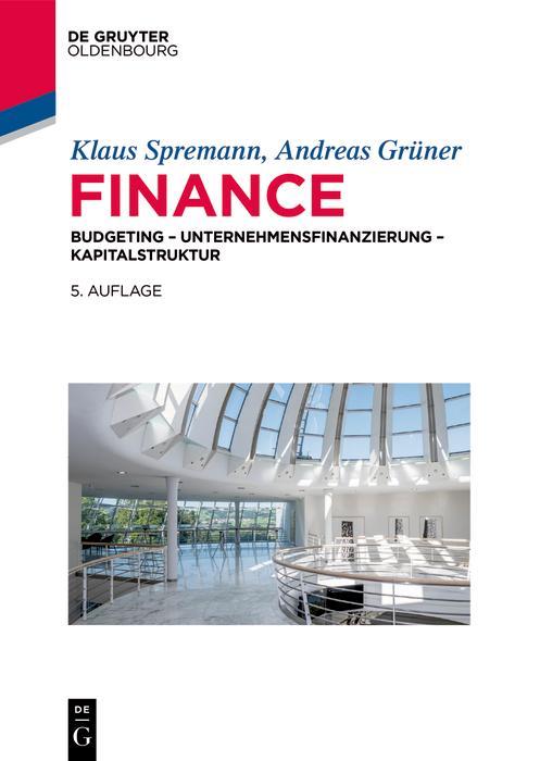 Finance als eBook epub