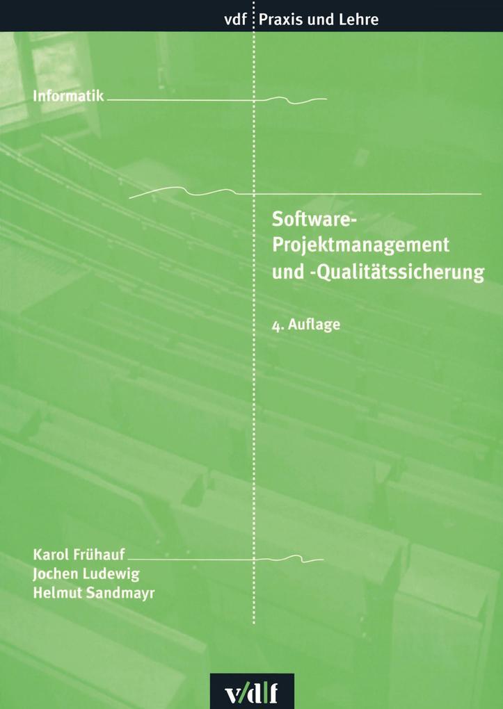 Software-Projektmanagement und Qualitätssicherung als eBook