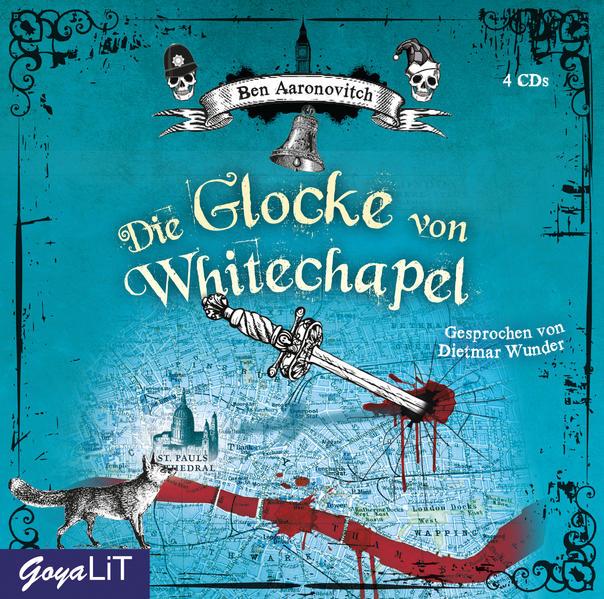 Die Glocke von Whitechapel als Hörbuch