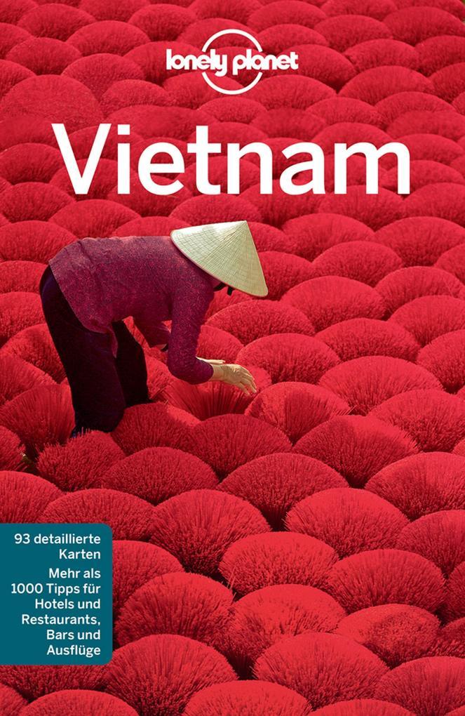 Lonely Planet Reiseführer Vietnam als eBook