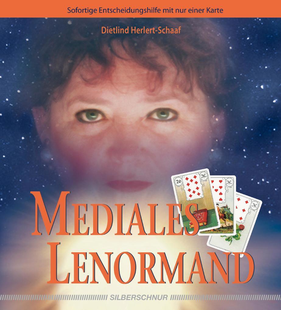 Mediales Lenormand als eBook epub