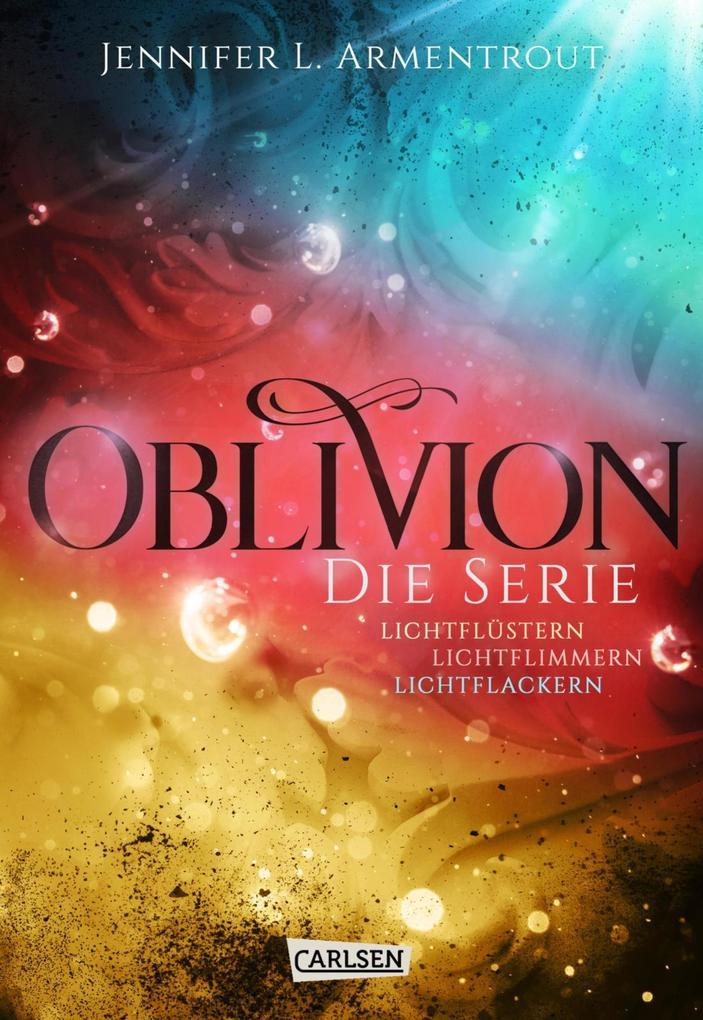 Obsidian: Oblivion - Alle drei Bände der Bestseller-Serie in einer E-Box! als eBook