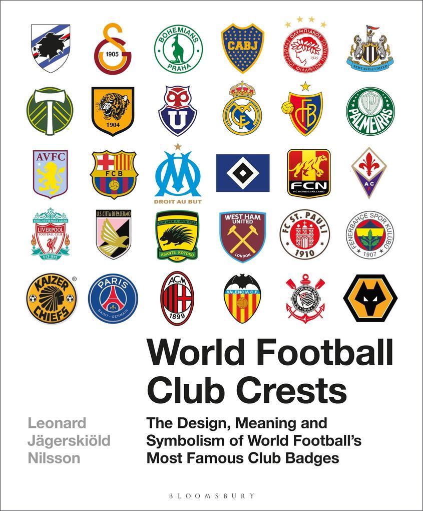 World Football Club Crests als eBook