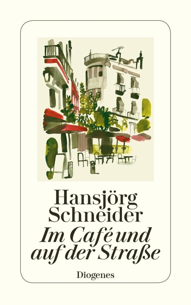 Im Café und auf der Straße als eBook