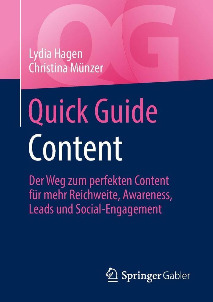Quick Guide Content als eBook