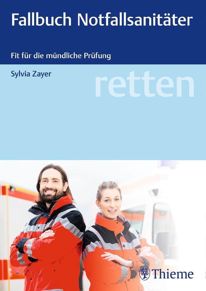 retten - Fallbuch Notfallsanitäter als eBook epub