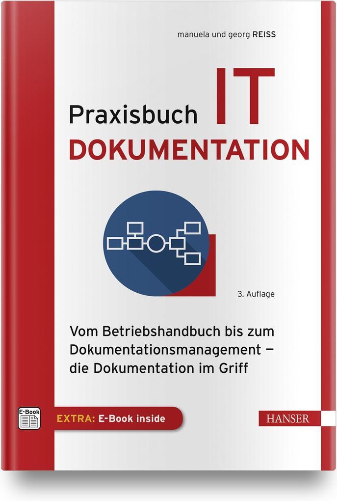 Praxisbuch IT-Dokumentation als Buch