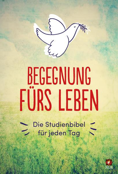 """Begegnung fürs Leben, Motiv """"Taube"""" als Buch"""