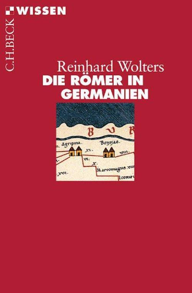 Die Römer in Germanien als eBook