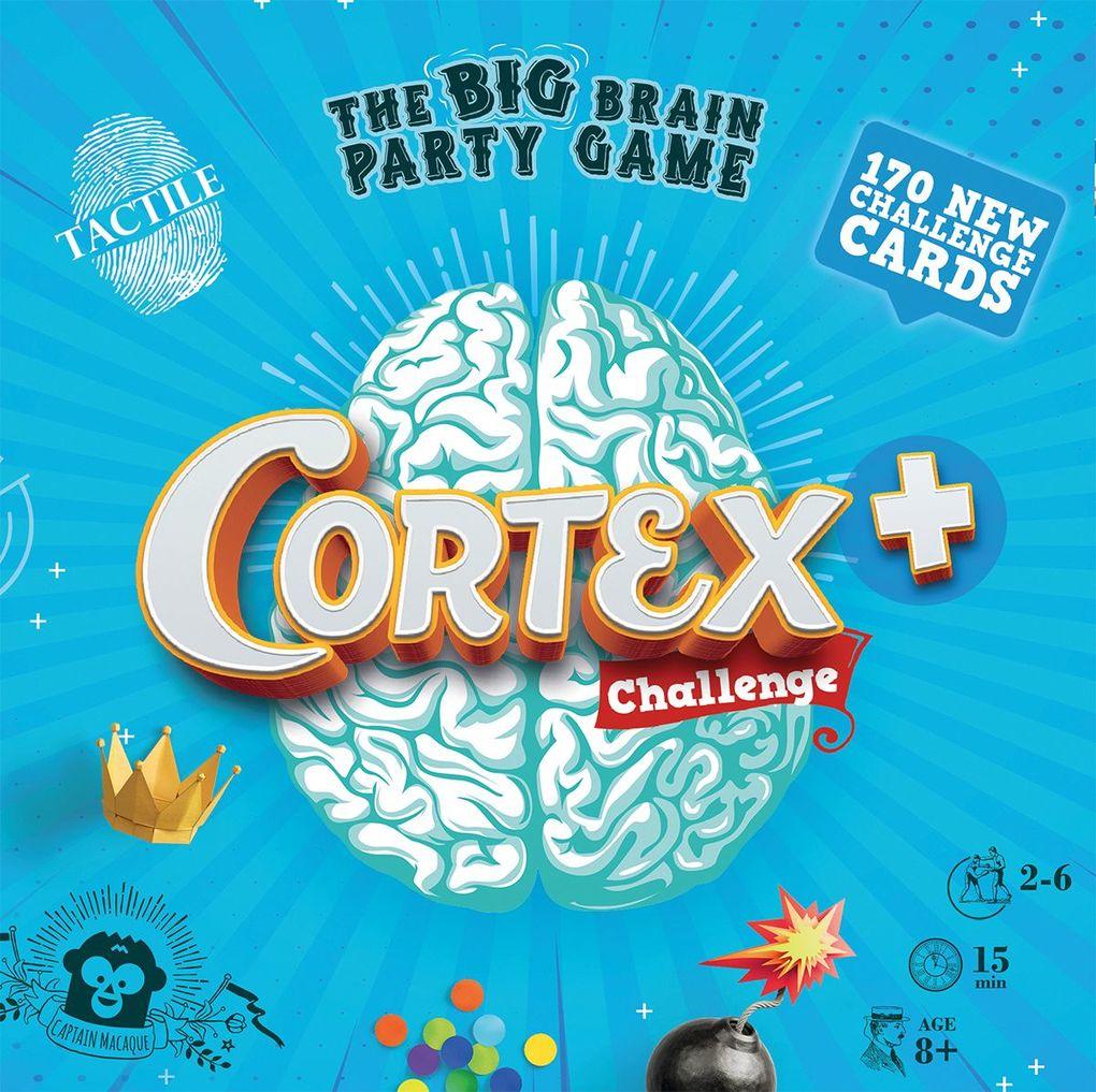Captain Macaque - Cortex Plus als Spielware