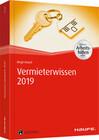 Vermieterwissen 2019 - inkl. Arbeitshilfen online