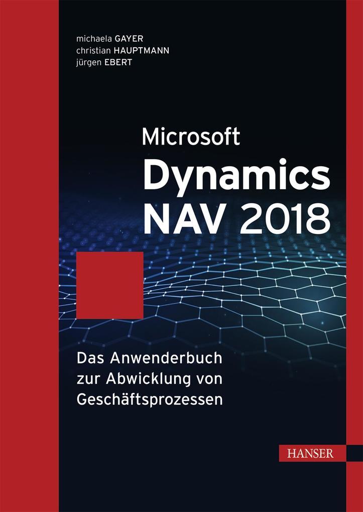 Microsoft Dynamics NAV 2018 als eBook