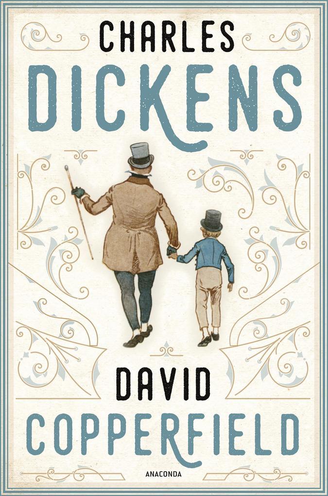 David Copperfield als Buch