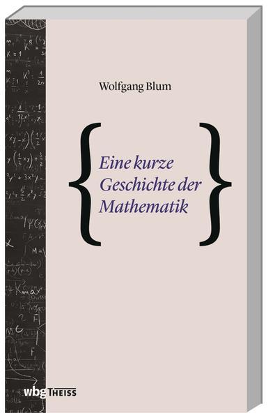 Eine kurze Geschichte der Mathematik als Buch