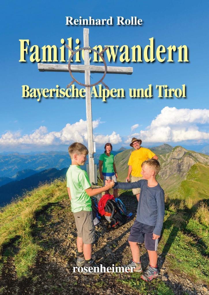 Familienwandern als Buch
