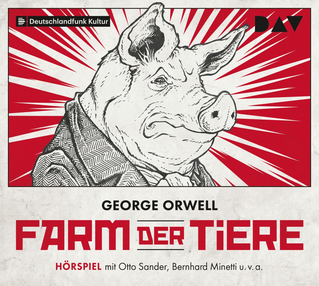 Farm der Tiere als Hörbuch