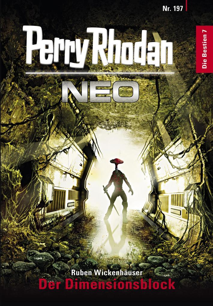 Perry Rhodan Neo 197: Der Dimensionsblock als eBook epub