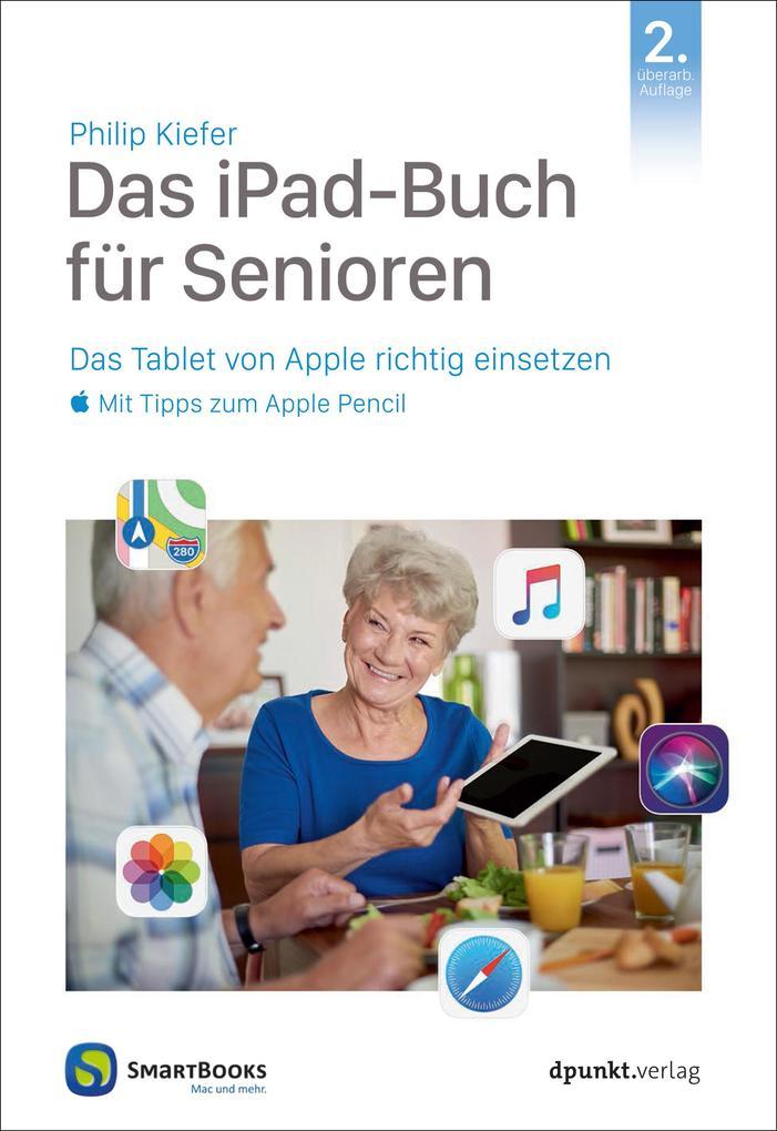Das iPad-Buch für Senioren als eBook