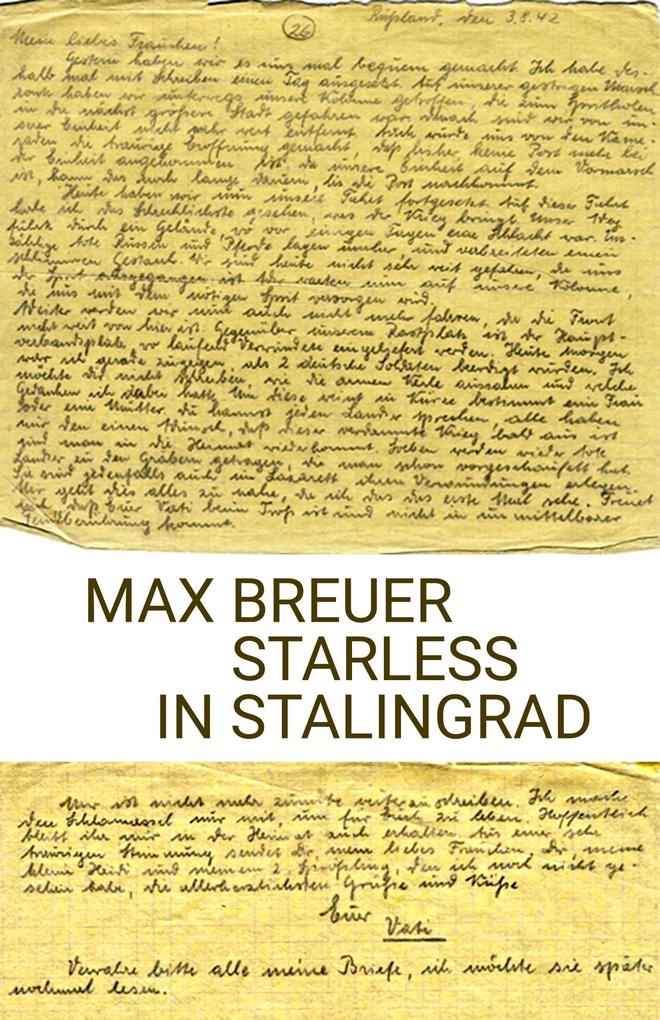 Starless in Stalingrad als eBook