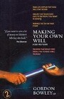 Making Your Own Will: A Self-Help Guide