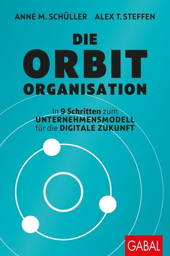 Die Orbit-Organisation als Buch