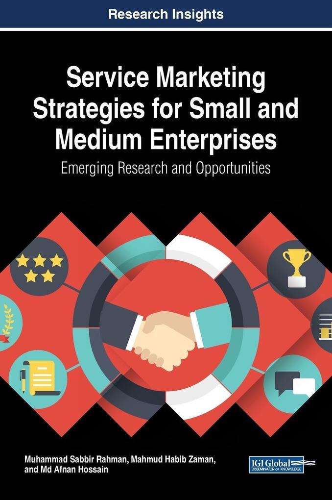 Service Marketing Strategies for Small and Medium Enterprises