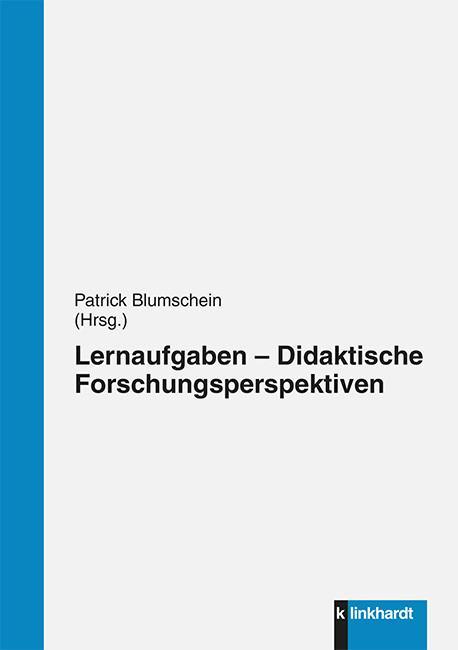 Lernaufgaben - Didaktische Forschungsperspektiven als eBook