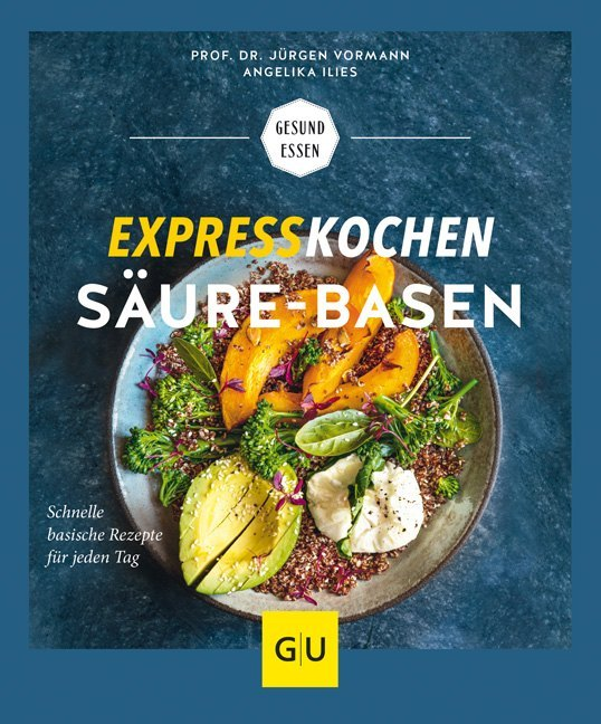 Expresskochen Säure-Basen als Buch (gebunden)