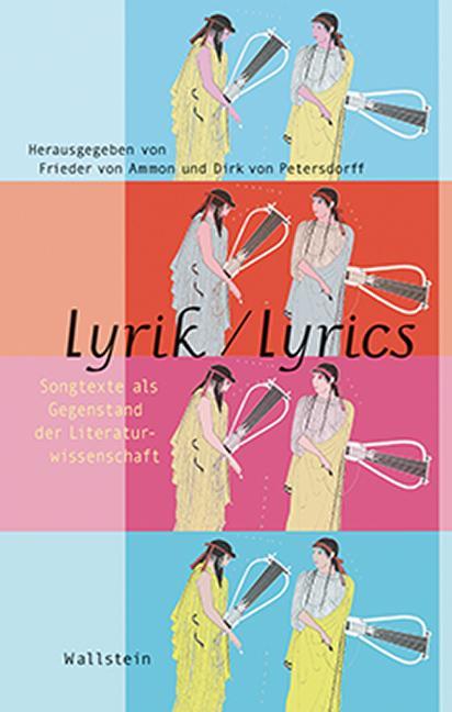 Lyrik / lyrics als Buch