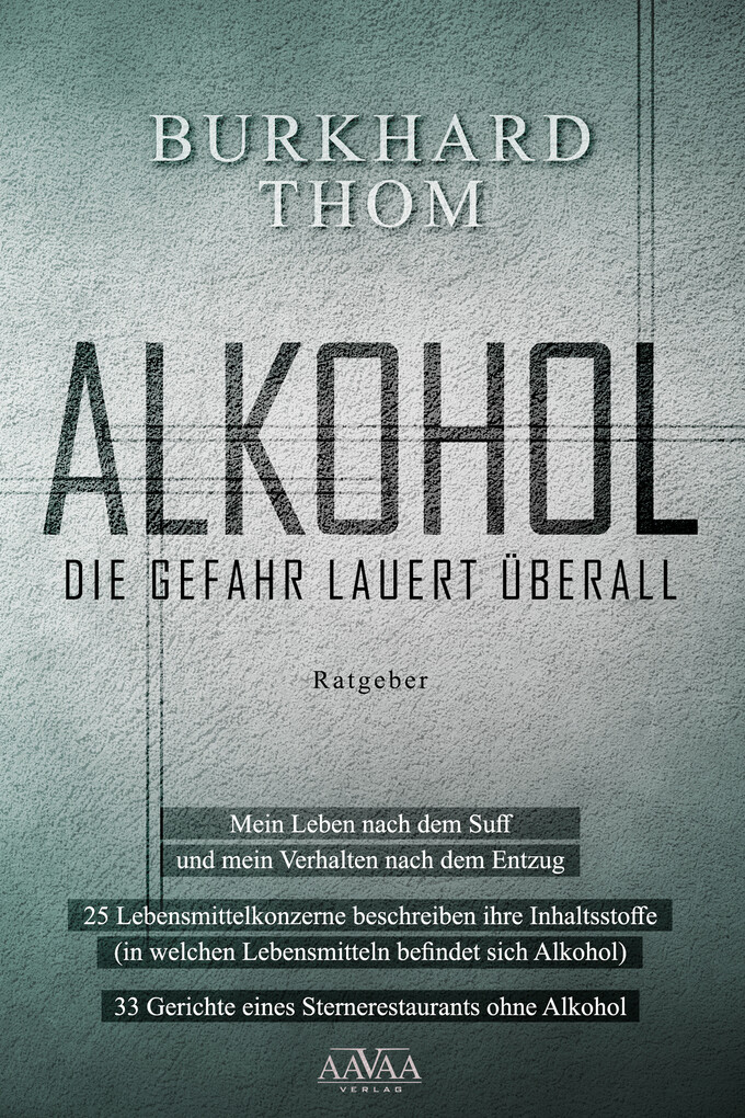 Alkohol als eBook