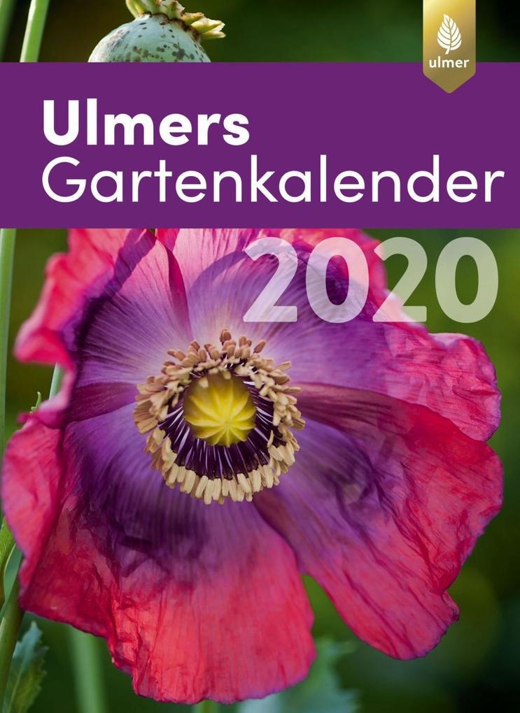 Ulmers Gartenkalender 2020 als Buch