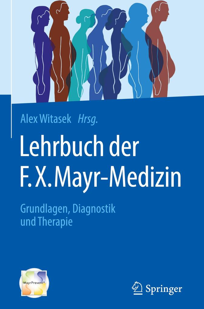 Lehrbuch der F.X. Mayr-Medizin als Buch (gebunden)