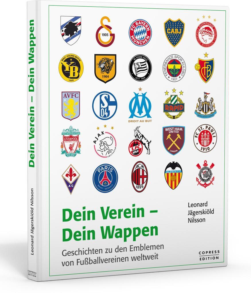 Dein Verein - Dein Wappen als Buch