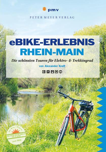Erlebnis-Radeln Rhein-Main als Taschenbuch