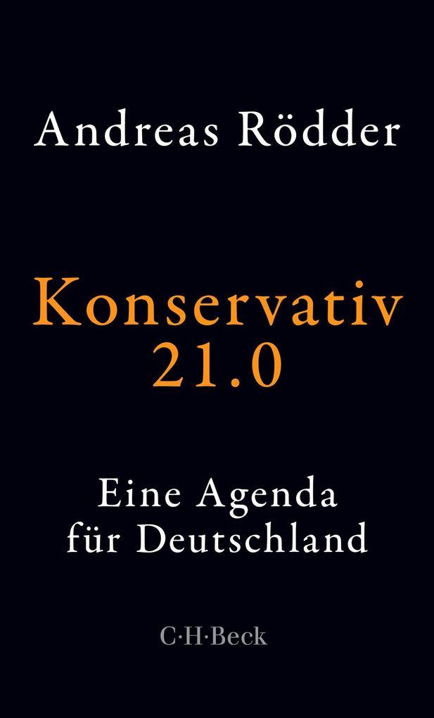 Konservativ 21.0 als Buch