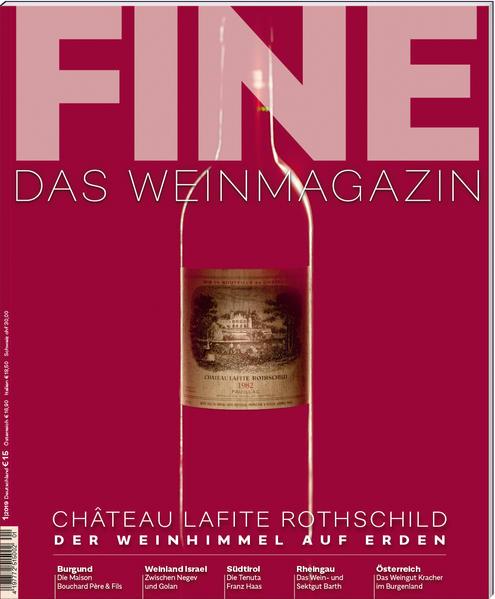 FINE Das Weinmagazin 01/2019 als