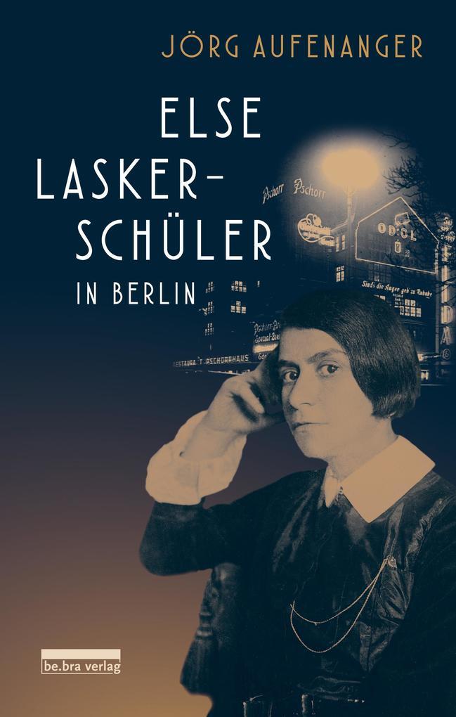 Else Lasker-Schüler in Berlin als Buch